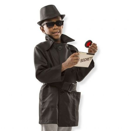 Melissa & Doug Role Play Outfit - Spy Costume
